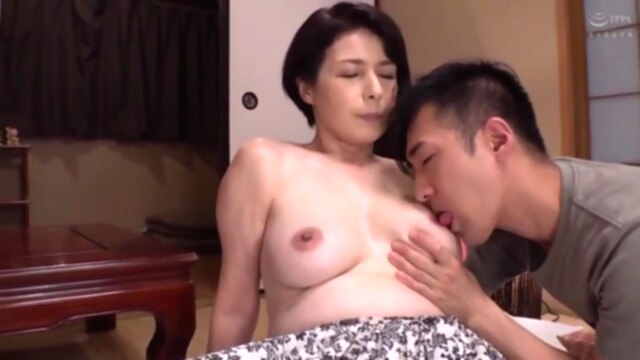 Hot japonese mother in law 135600 KeezMovies amateur