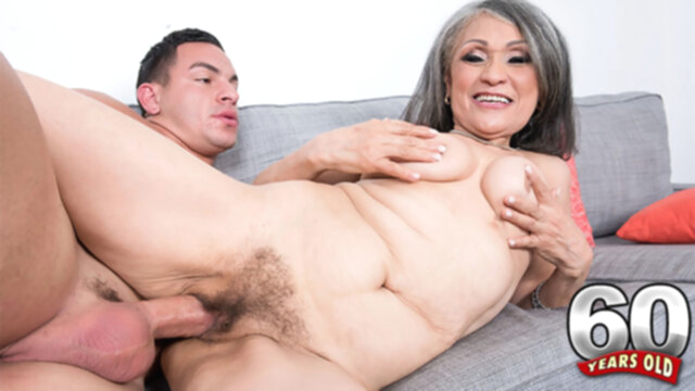 Kokie Loves 'em Young - Kokie Del Coco And Peter Green - 60PlusMilfs KeezMovies big tits