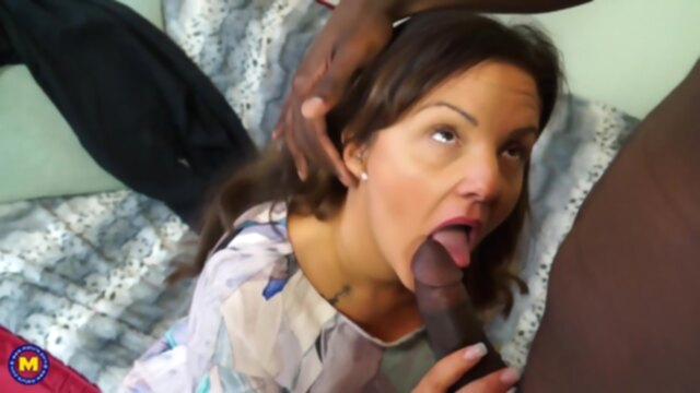 Black Bull And Busty Couger KeezMovies big ass