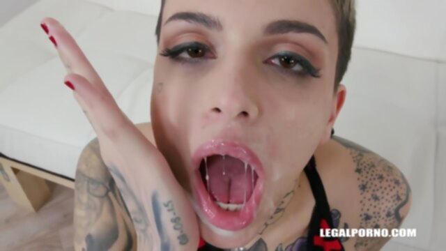 Tattoed No Name - Tattos & Bbcs.... What Else KeezMovies anal