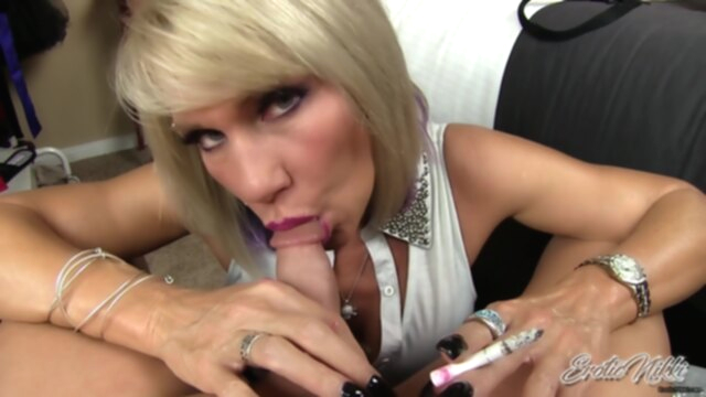 Eroticnikki - Mom Seduced By Sons Best Friend KeezMovies big tits