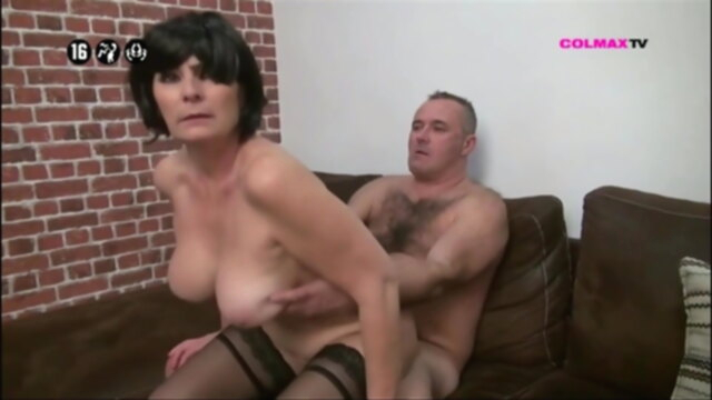 Fifty years married but libertines KeezMovies blowjob