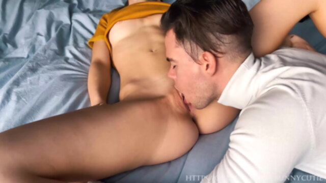 Cunnilingus With Two Real Orgasms And A Hard Pounding 4K KeezMovies cumshot