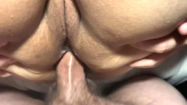 HOT!!! ANAL CREAMPIE For Horny Amateur Wife!!! KeezMovies amateur