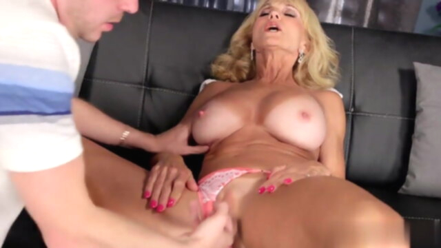 The start of my granny fetish 0166 KeezMovies blonde